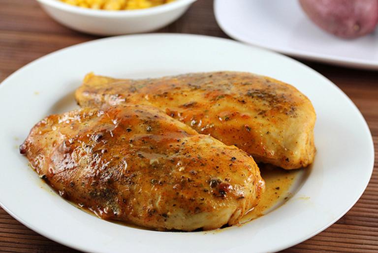 piletina u medu i senfu