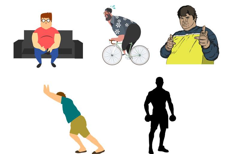 5 tipova osoba