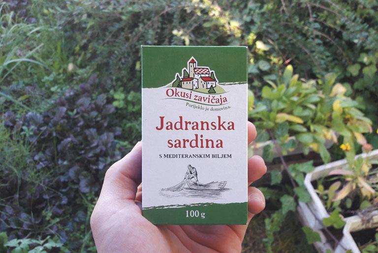 jadranska sardina