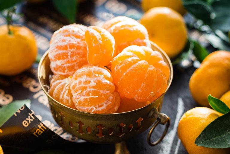 mandarina kalorije