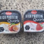 milbona high protein quark