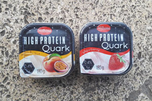 milbona high protein sir