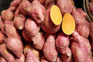 batat vitamini